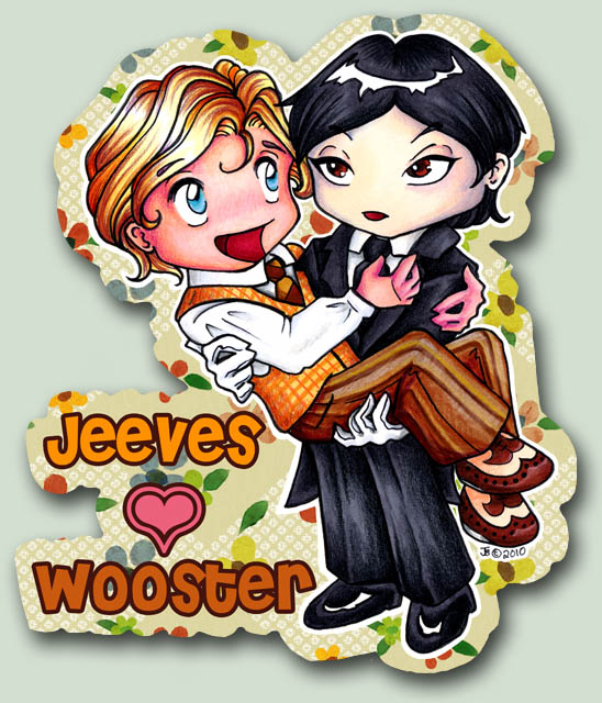 Jeeves Loves Wooster