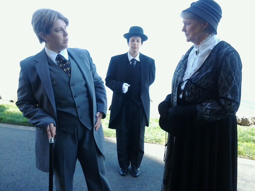 Aunt Agatha, Wooster and Jeeves